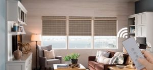 motorized blackout shades
