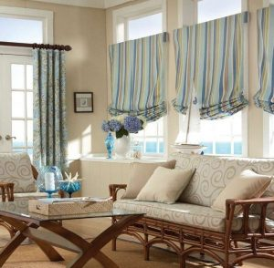 spring window treatment