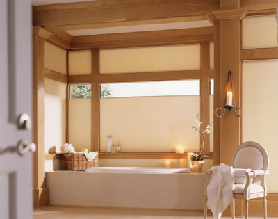 scenic bathtub shades