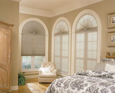 symphony arched shades